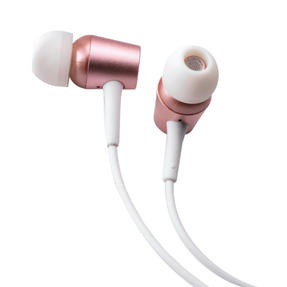 Intempo EE2927RGLDSTKEU Bluetooth WDS11 Earphones, Rose Gold Thumbnail 2