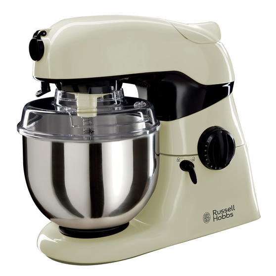 Russell Hobbs 18557 Creations Kitchen Machine, Blender and Mixer, Cream