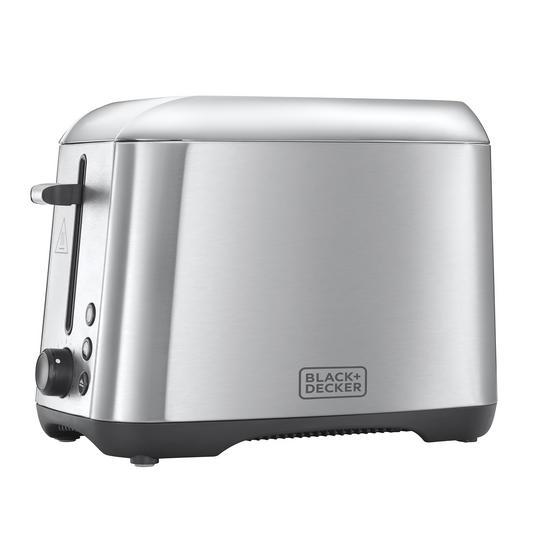 Black & Decker 24270 2-Slice Toaster, Stainless Steel