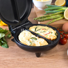 Weight Watchers EK3092WW Omelette Maker Dual Non-Stick Cooking Plates, 750 W Thumbnail 6