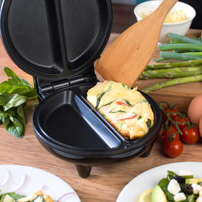 Weight Watchers EK3092WW Omelette Maker Dual Non-Stick Cooking Plates, 750 W Thumbnail 7