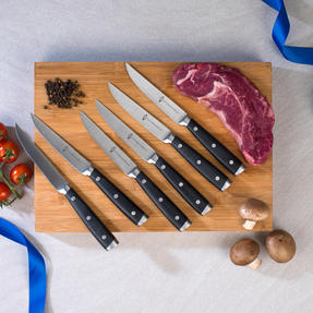 "Le Cordon Bleu COMBO-3178 4.4"" Steak Knives, Set of 6 Thumbnail 3"
