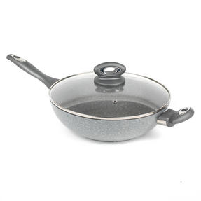 Salter COMBO-3327 Marble Collection Multi Portion Control Non-Stick Pan with Wok Thumbnail 9