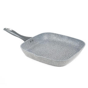 Salter COMBO-3328 Marble Collection Multi Portion Control Non-Stick Pan with Wok and Griddle Pan Thumbnail 10