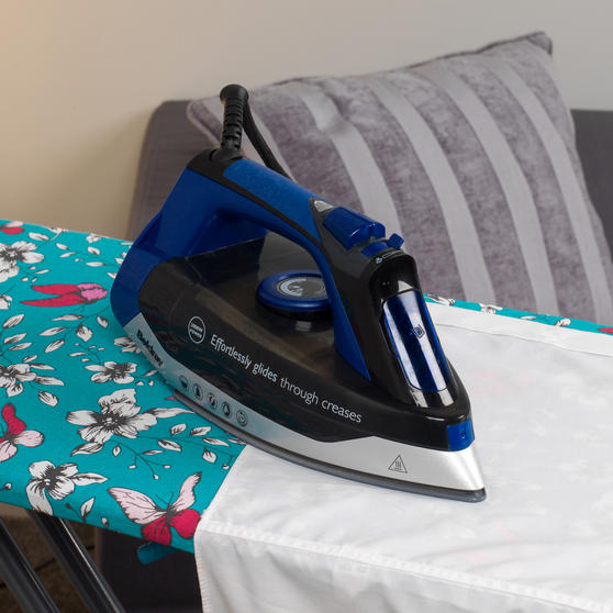 Beldray Max Steam Pro 3000 W Iron with Eve Print Ironing Board Thumbnail 5