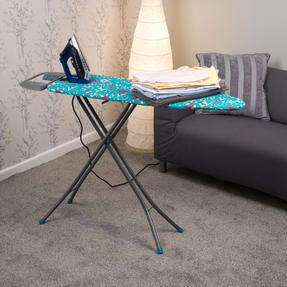 Beldray COMBO-3243 Max Steam Pro 3000 W Iron with Eve Print Ironing Board Thumbnail 2