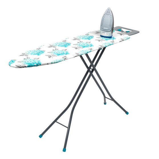 Beldray Max Steam Pro 3000 W Iron with Ami Print Ironing Board Thumbnail 1