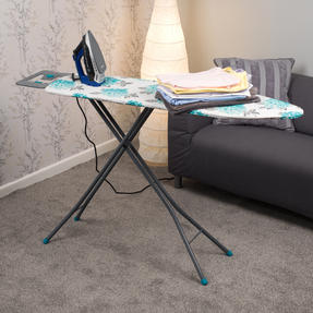 Beldray COMBO-3244 Max Steam Pro 3000 W Iron with Ami Print Ironing Board Thumbnail 2