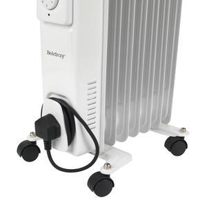Beldray EH0564SSTK 7 Fin Oil Radiator, 3 Heat Settings, 1500 W Thumbnail 7