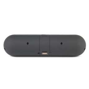 Intempo EE2763BLKSTKEU Superior Bass Bluetooth Pod Speaker, Black Thumbnail 7