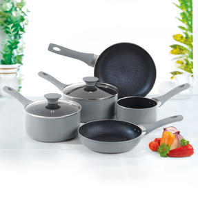 Salter Crystalstone 5 Piece Pan Set  Thumbnail 2