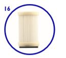 Replacement filter for Beldray BEL0581V2 Cordless Quick Vac Lite