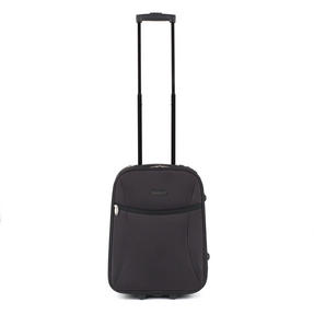 Constellation LG00439SBLKASMIL Eva Cabin Sized Suitcase, 18?, Black Thumbnail 1