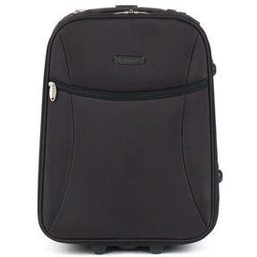 Constellation LG00439SBLKASMIL Eva Cabin Sized Suitcase, 18?, Black Thumbnail 2