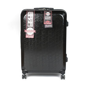 "Constellation Mosaic Two Piece Suitcase Set, 20""/28"", Black Thumbnail 2"