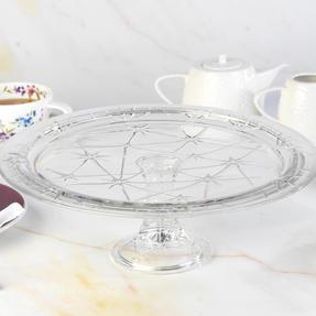 RCR COMBO-1871 Stella Crystal Cake Display and Decorating Stand, Set of 2 Thumbnail 8