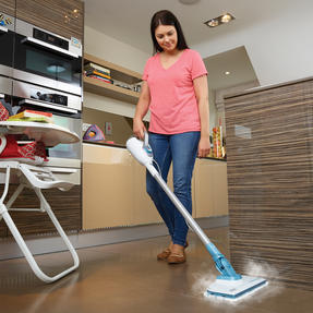 Black & Decker FSMH1300FX 7-in-1 Floor Extension Steam Mop, 1300 W, 500 ml Thumbnail 7