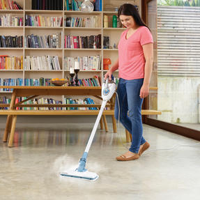 Black & Decker FSMH1300FX 7-in-1 Floor Extension Steam Mop, 1300 W, 500 ml Thumbnail 8