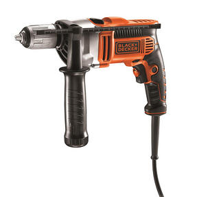 Black + Decker KR705K Percussion Hammer Drill, 750 W