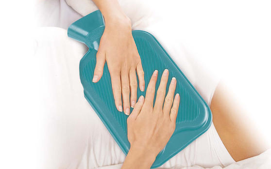 Beldray 2 Litre Ribbed Hot Water Bottle, Set of 2, Turquoise Thumbnail 4