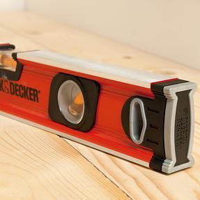 Black + Decker BDHT042175 Box Level, 60 cm, 24? Thumbnail 5