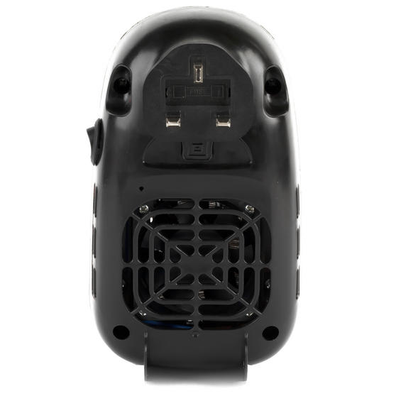 Beldray Compact Digital Plug-In Portable Heater with LED Display, 500 W Thumbnail 6