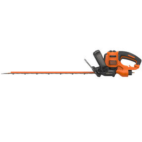 Black + Decker BEHTS451GB Double Blade Electric Hedge Trimmer, 550 W Thumbnail 2
