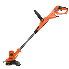 Black + Decker BESTA525GB Strimmer Grass Trimmer, 450 W Thumbnail 1