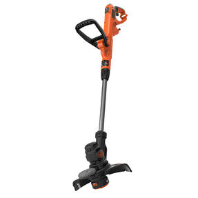 Black + Decker BESTA528GB Strimmer Grass Trimmer, 550 W Thumbnail 2