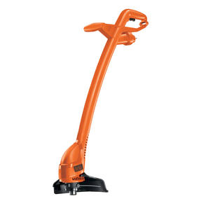 Black + Decker GL360GB Garden String Strimmer, 25 cm, 350 W, Orange