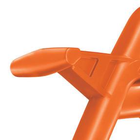 Black + Decker GL360GB Garden String Strimmer, 25 cm, 350 W, Orange Thumbnail 6