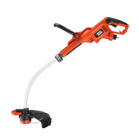 Black + Decker GL7033GB Electric Strimmer Grass Trimmer, 700 W, 33 cm Thumbnail 6
