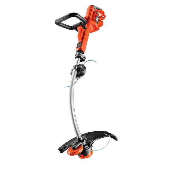 Black + Decker GL9035GB Electric Strimmer Grass Trimmer, 900 W, 35 cm