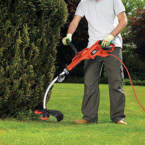Black + Decker GL9035GB Electric Strimmer Grass Trimmer, 900 W, 35 cm Thumbnail 11