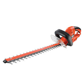 Black + Decker GT5055GB Electric Hedge Trimmer, 500 W