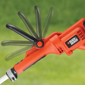 Black + Decker GL7033GB Electric Strimmer Grass Trimmer, 700 W, 33 cm Thumbnail 9