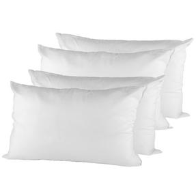 Beldray COMBO-3373 Deep Fill Pillow, Pack of 4, White Thumbnail 6