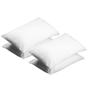 Beldray COMBO-3373 Deep Fill Pillow, Pack of 4, White Thumbnail 7
