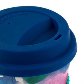 Cambridge CM05777 Chroma Bamboo Eco Travel Mug, Set of 4 Thumbnail 4