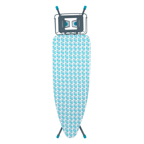 Beldray Collapsible Ironing Board, 126 x 45 cm, Teal Thumbnail 1