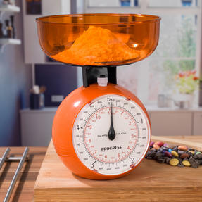 Progress COMBO-3310 Performance New England Baking Oven Micromitts with Orange 5 kg Kitchen Scales Thumbnail 5