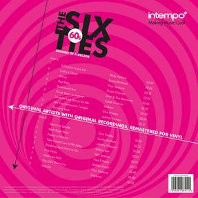 Intempo 50s, 60s and 70s Vinyl LP Bundle Pack COMBO-3452 Thumbnail 3
