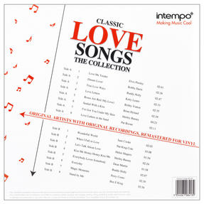 Intempo Christmas, Love Songs and Summer Holiday Collections, 3 x Remastered 12 Inch Vinyl LP Bundle ? COMBO-3453 Thumbnail 3