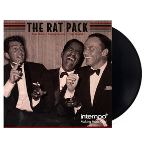 The Rat Pack and Frank Sinatra Collection, Two Remastered 12 Inch Vinyl LP Bundle COMBO-3456 Thumbnail 4