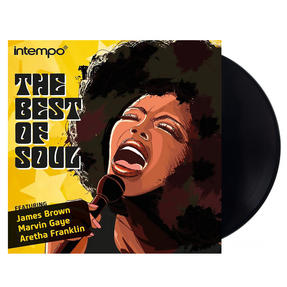 The Best of Soul and The Sixties: Sounds of a Decade, Two Remastered 12 Inch Vinyl LP Bundle COMBO-3457 Thumbnail 2