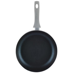 Salter Crystalstone Non-Stick Frying Pan Set with Pan Protectors, 24 / 28 cm ? Grey Thumbnail 5