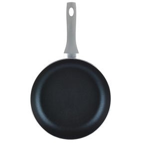 Salter 2-Piece Crystalstone Non-Stick 24 / 28 cm Frying Pan Set - Grey Thumbnail 4