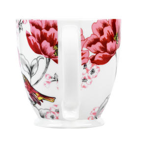 Cambridge CM05447 Kensington Olivia Bright Fine China Mug, Set of 2 Thumbnail 3
