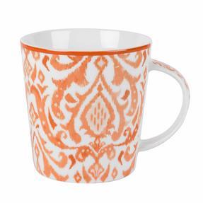 Cambridge CM06169 Set of 2 Salma Orange Lincoln Mugs
