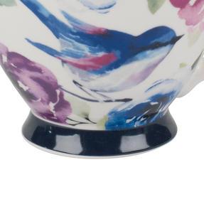 Portobello CM05994NBC Adeline Sandringham NBC Watercolour Bird Mug, Set of 2 Thumbnail 3